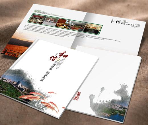 图片摄影清晰,文字排版、画面结构符合较高的审美要求